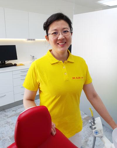 Zahnärztin Dr. Ho
